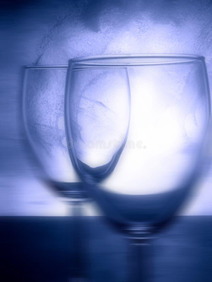 Glas Wijn. Royalty-vrije Stock Fotografie