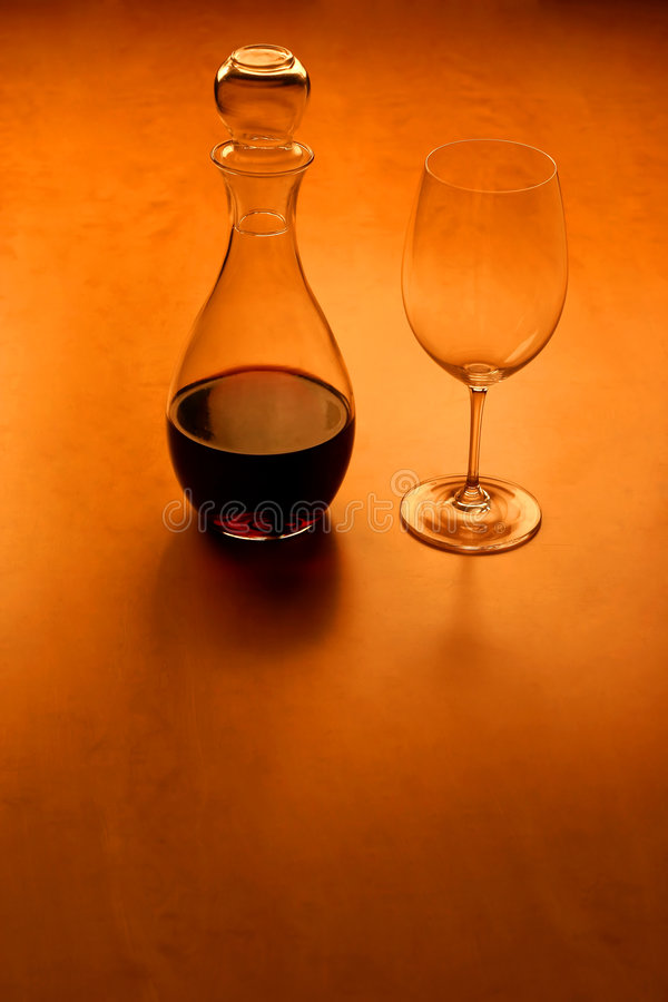Download Glas And Wine - Serie (with Copy Space) Stock Photo - Image: 573686