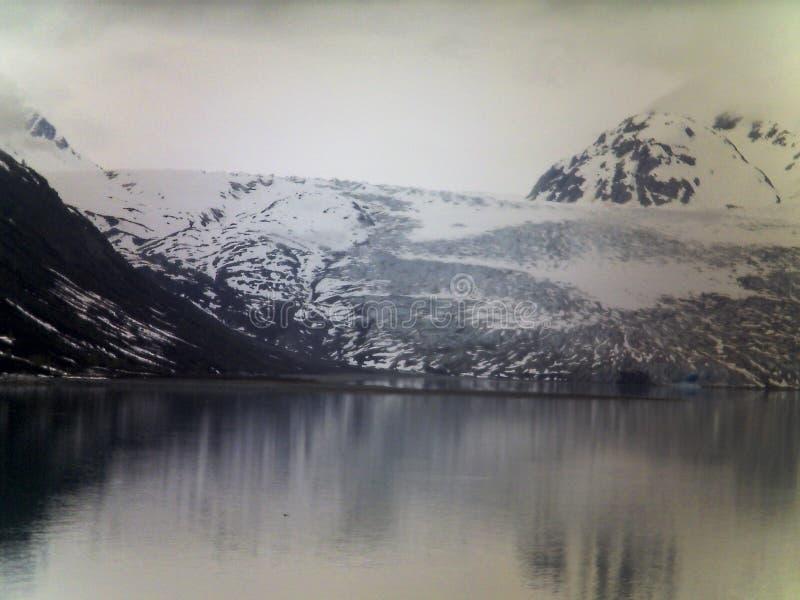 Glaser in Alaska lizenzfreie stockfotografie