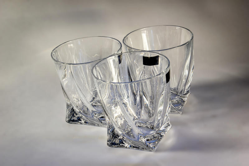 glasföremål royaltyfria foton