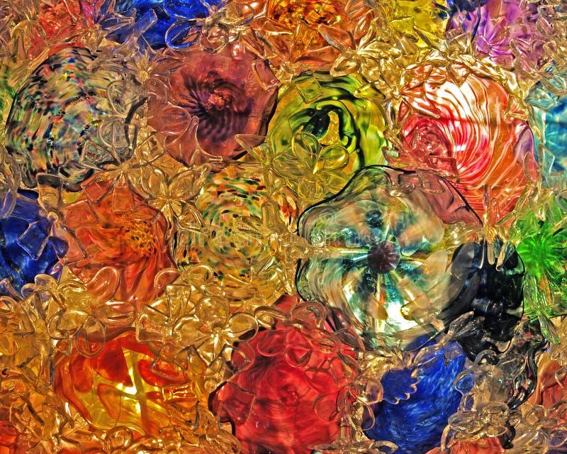 Glasfarben stockbilder