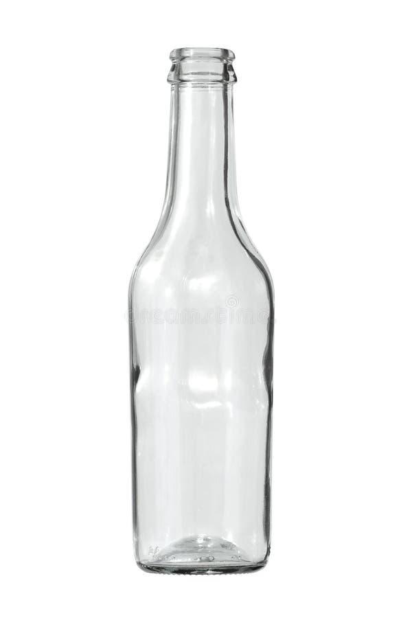 Glasflasche lizenzfreies stockfoto