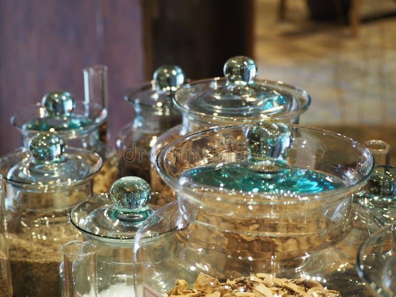 Glasglas stockbilder