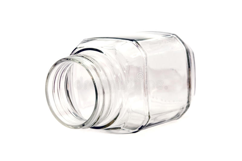 Glasglas lizenzfreies stockfoto