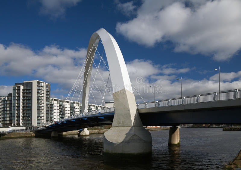 Download Glasgow bridge stock photo. Image of architecture, scottish - 10810118