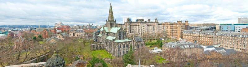 Glasgow domkyrka arkivbild