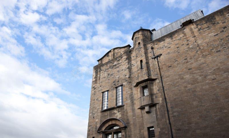 Glasgow, Ecosse, R-U, septembre 2013, Glasgow School de Charles Rennie Mackintosh d'art avant le feu d?sastreux qui images stock