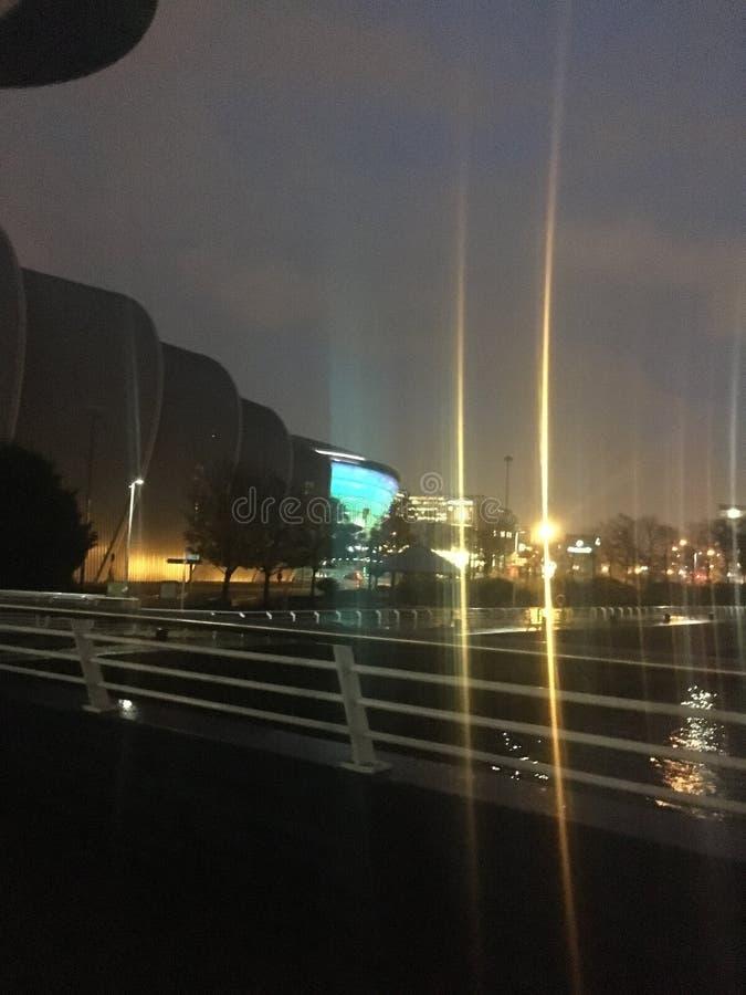 Glasgow scotland stock photo