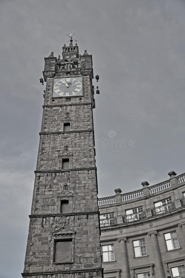 Download Glasgow Tolbooth Stock Photography - Image: 12181682