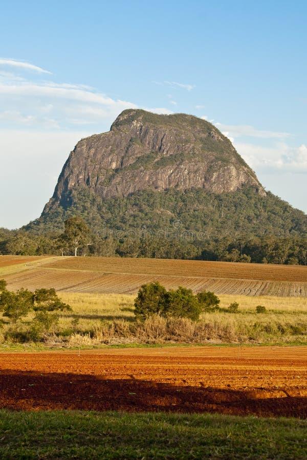 Glashaus-Berge, Queensland, Australien lizenzfreie stockbilder