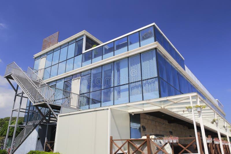 Glashuis stock afbeeldingen