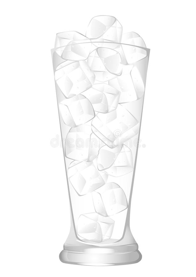 Download The glass stock vector. Illustration of shine, congeal - 15019500
