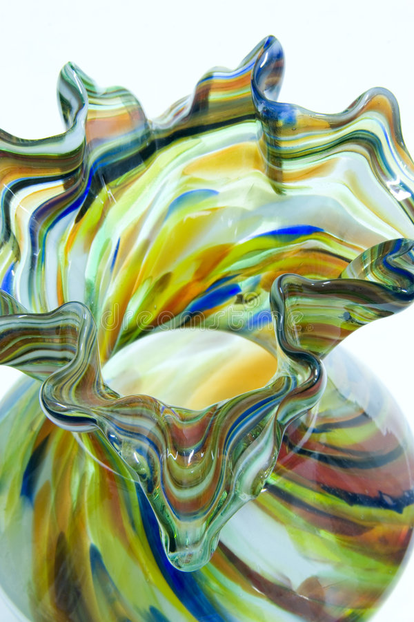 Glass 2 stock photo