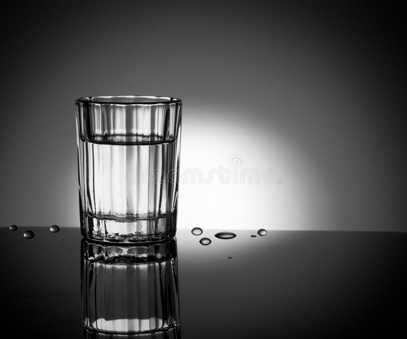 Glass stock image