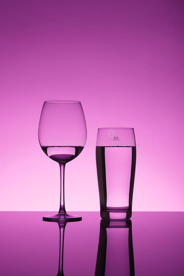 Free Glass And Liquid Royalty Free Stock Photos - 13849698