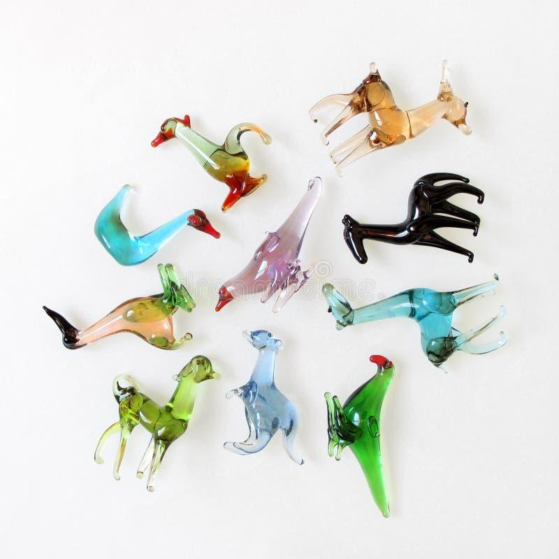 Download Glass animals stock image. Image of tiny, closeup, antique - 22430069