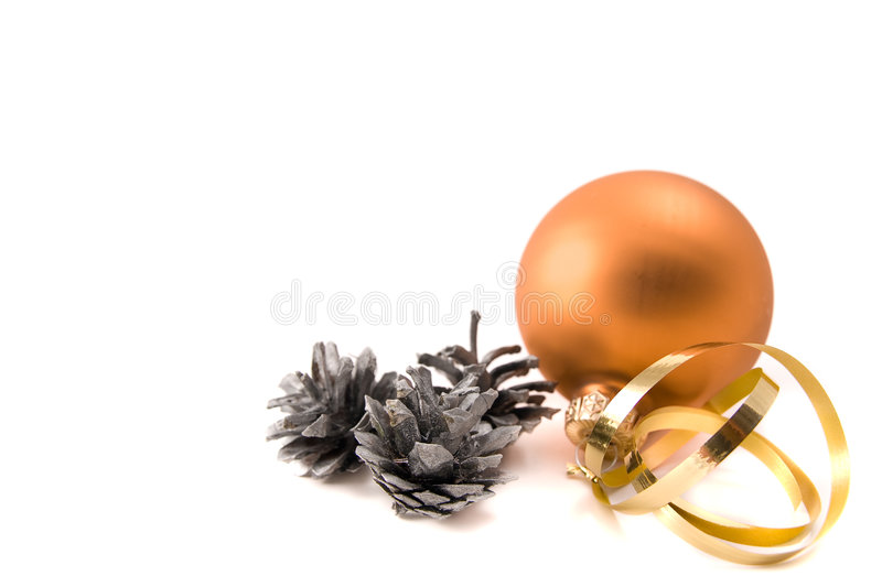 Download Glass ball with cones stock photo. Image of glitter, culture - 7166740