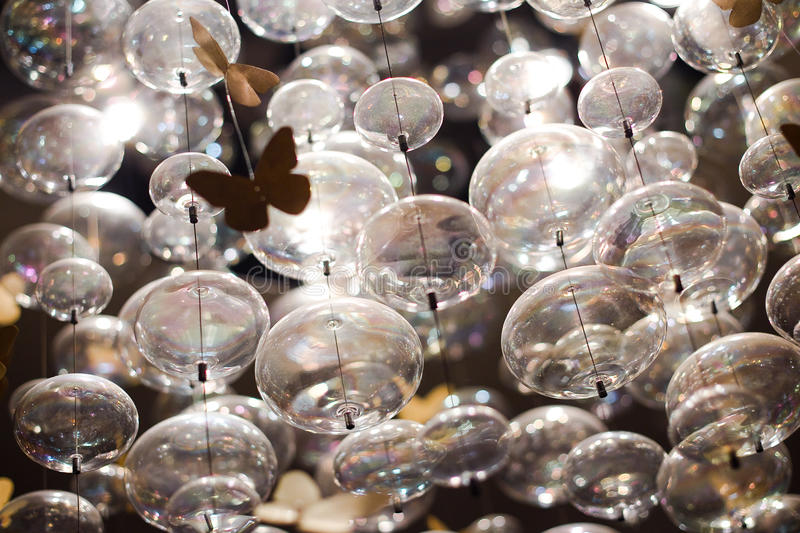 Download Glass Balls Royalty Free Stock Image - Image: 27118896