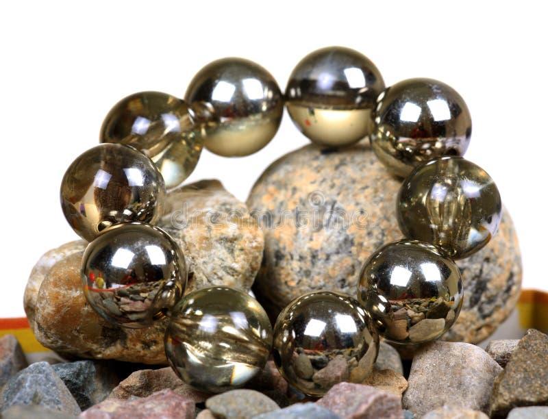 Download Glass Balls Bracelet Stock Images - Image: 20606304