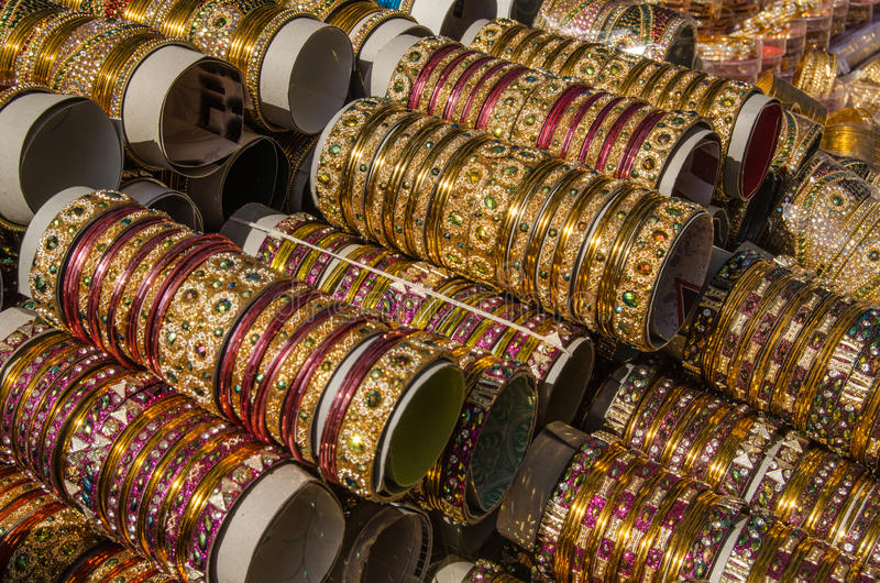 Download Glass bangles, Hyderabad stock image. Image of india - 30574659