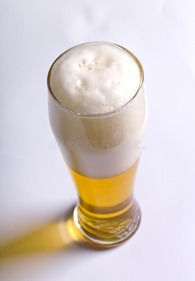 Download Glass of beer stock photo. Image of drinks, object, shot - 26473504