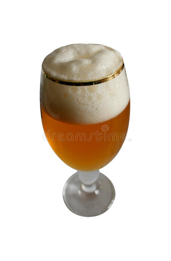 Glass Of Beer Free Stock Photography