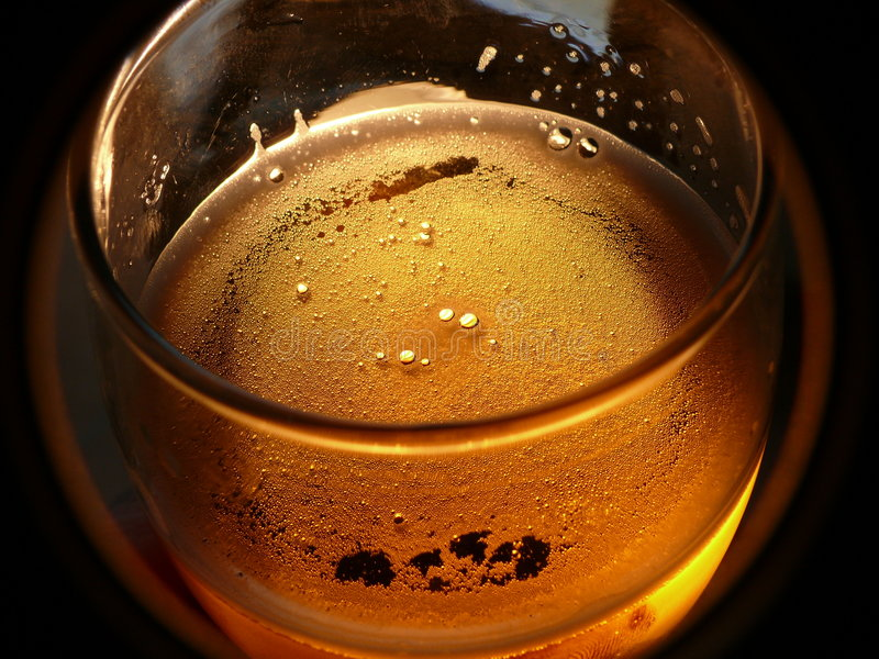 Download Glass of beer stock photo. Image of single, inside, details - 8740228