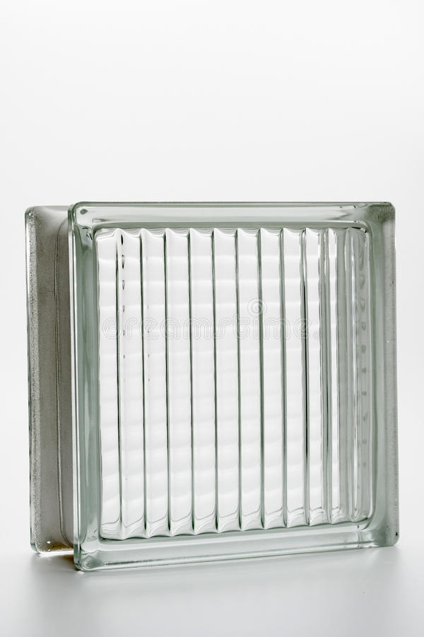 Glass Block Stock Image
