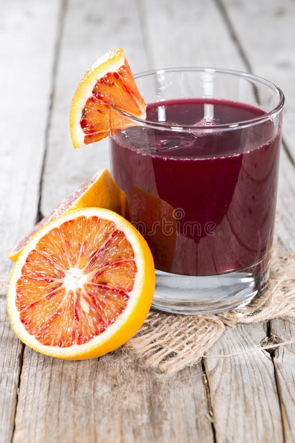 Download Glass With Blood Orange Juice Stock Image - Image of fresh, juice: 39515643