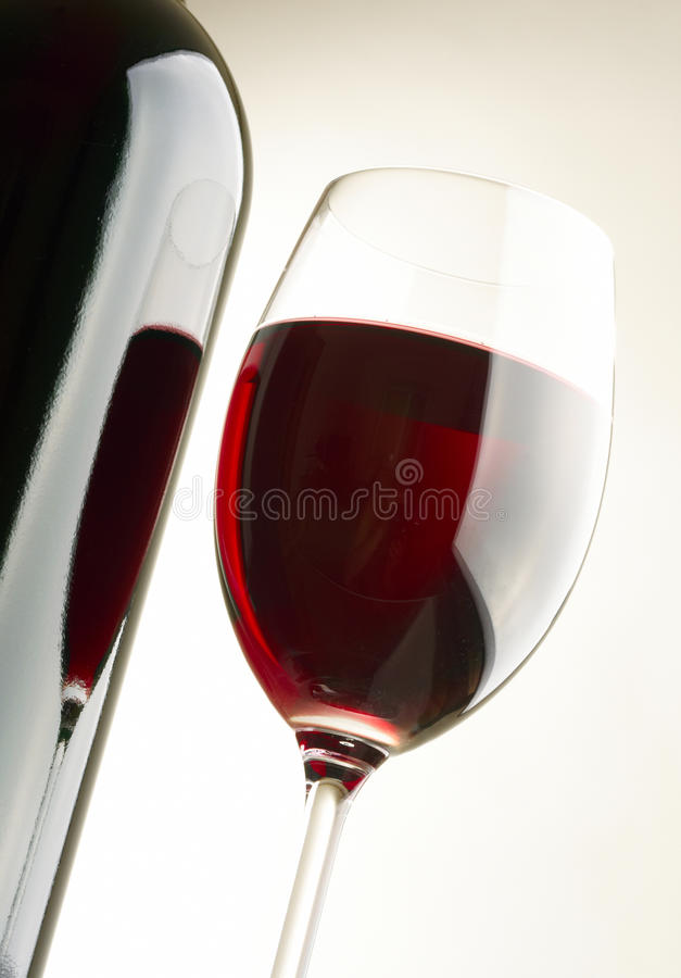 Glass and bottle stock photography