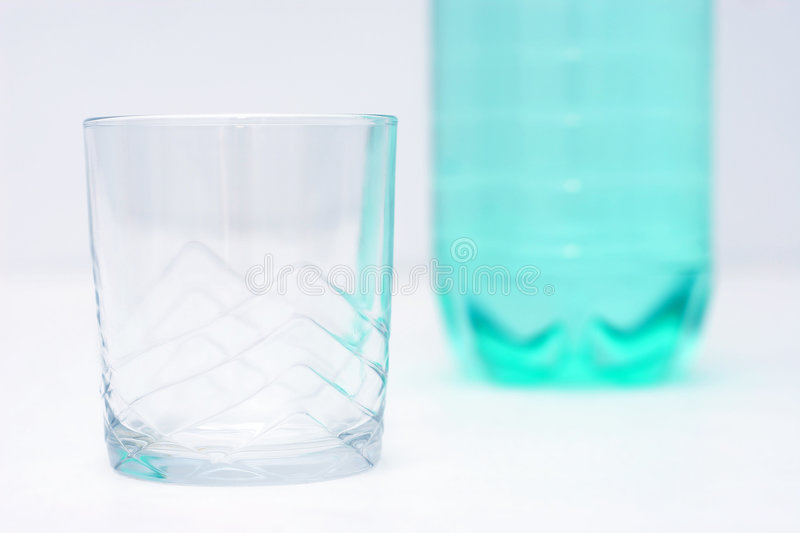 Glass and bottle stock photos