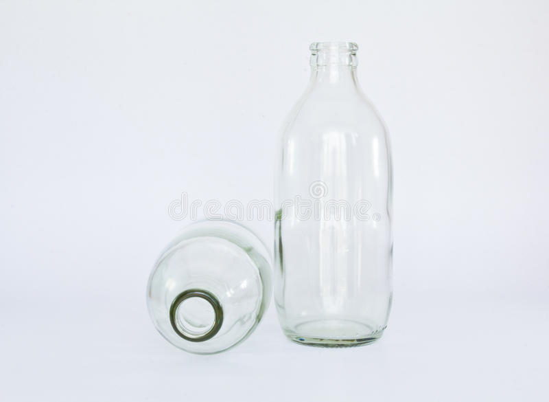 Download Glass bottle stock photo. Image of isolated, fluid, glass - 33623434