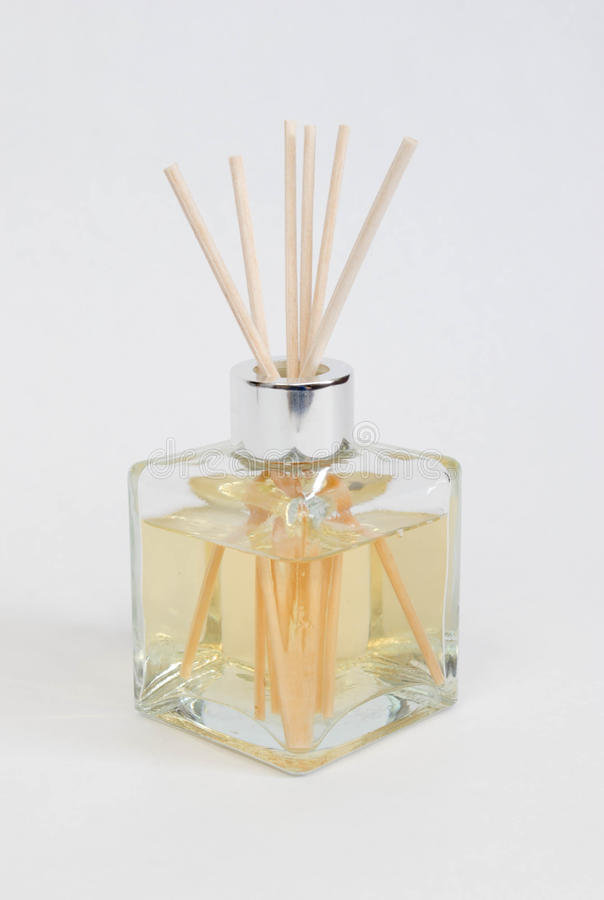 Scented Reed Diffuser royalty free stock photography