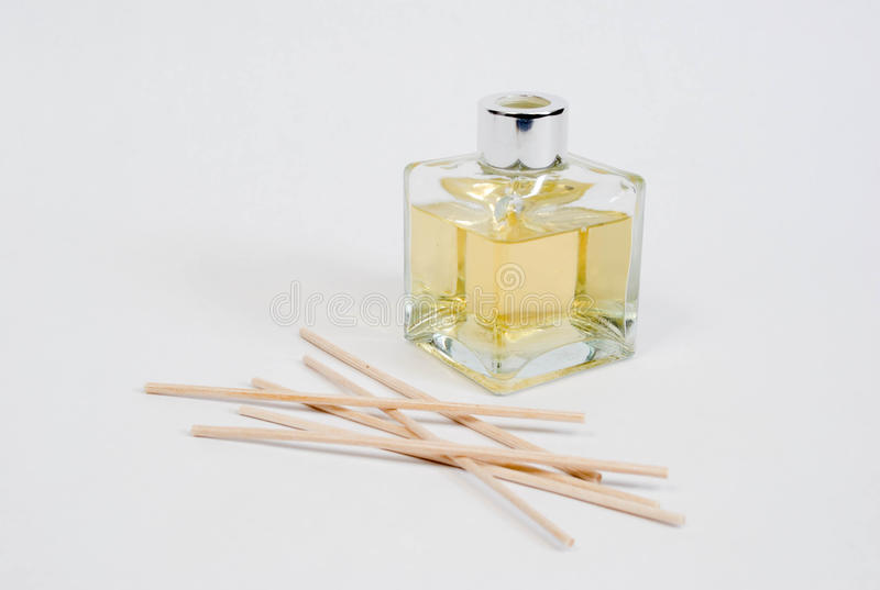 Scented Reed Diffuser royalty free stock photos