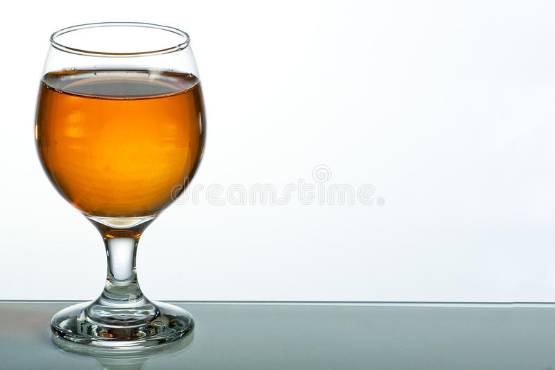 Download Glass of brandy stock photo. Image of relax, cold, reflection - 19519860