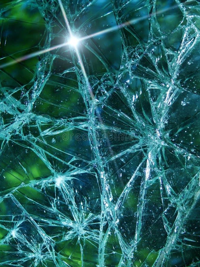Glass broken stock images