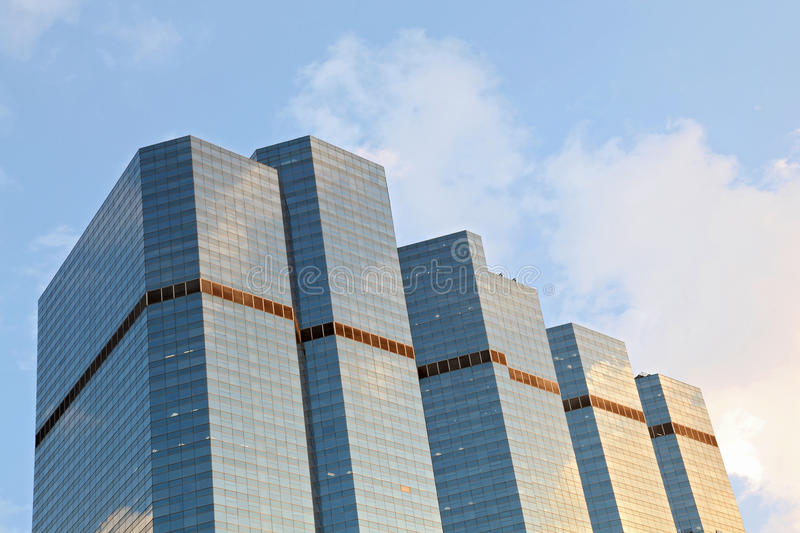 Download Glass building stock image. Image of blue, center, mirror - 20473173