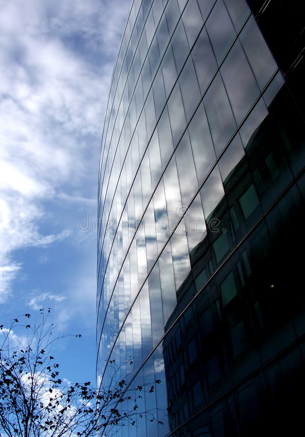Download Glass Buildings 203 stock photo. Image of offices, building - 1487908