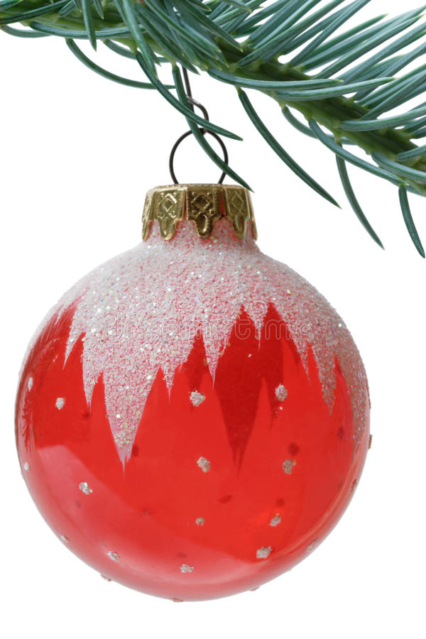 Download Glass Christmas Ornament Stock Photography - Image: 21141762