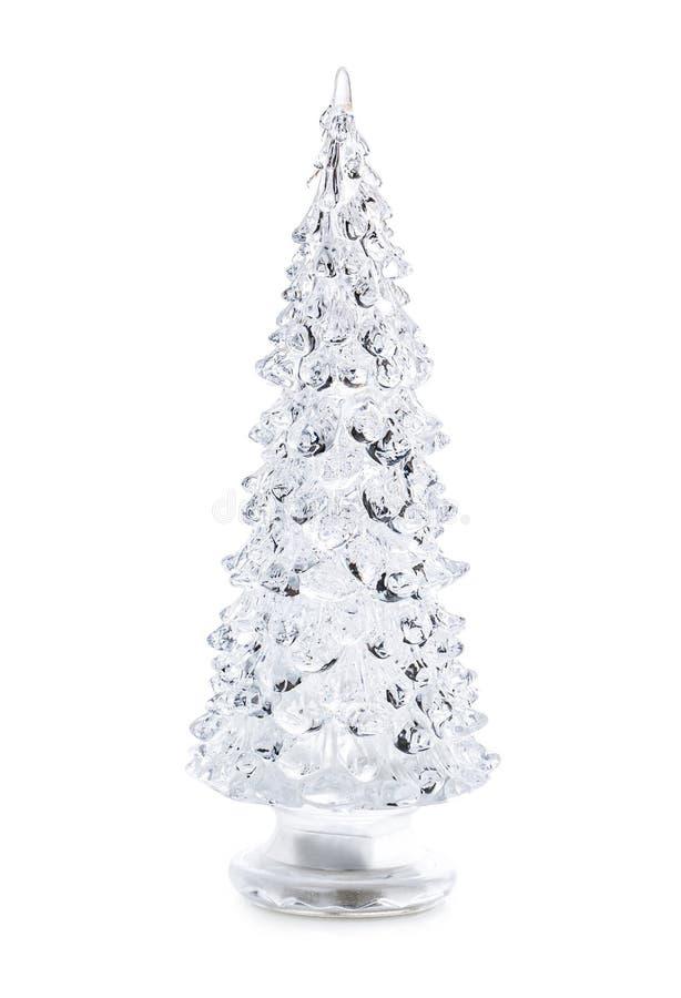 Free Glass Christmas Tree Stock Photography - 48361452