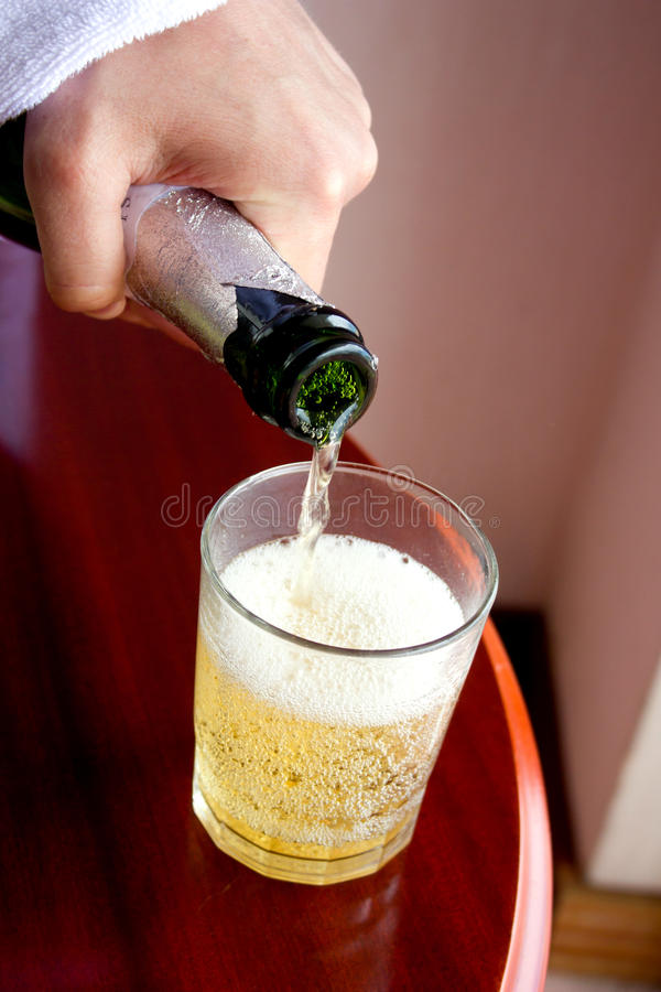 Download Glass Of Cider Stock Photography - Image: 24942752