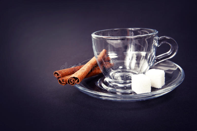 Download Glass coffee cup stock photo. Image of morning, refreshment - 26619278