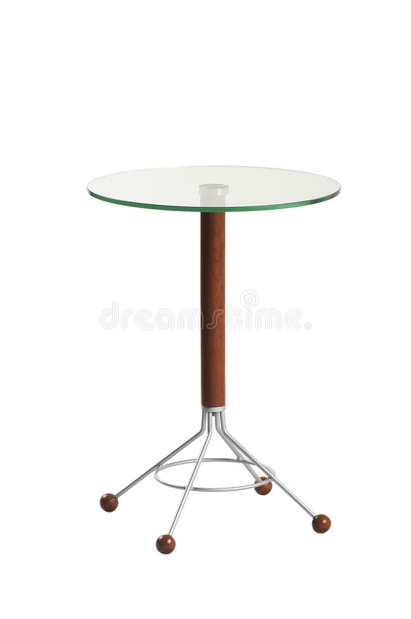 Free Glass Coffee Table For A Bar Stock Photography - 11359572