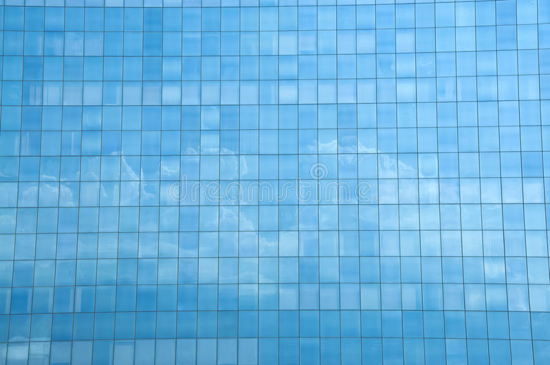 Download The Glass Curtain Reflecting The Baiyun Stock Photo - Image: 24518282