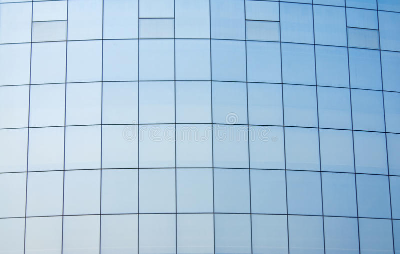 Glass Curtain Wall Stock Image Of Plate Modern