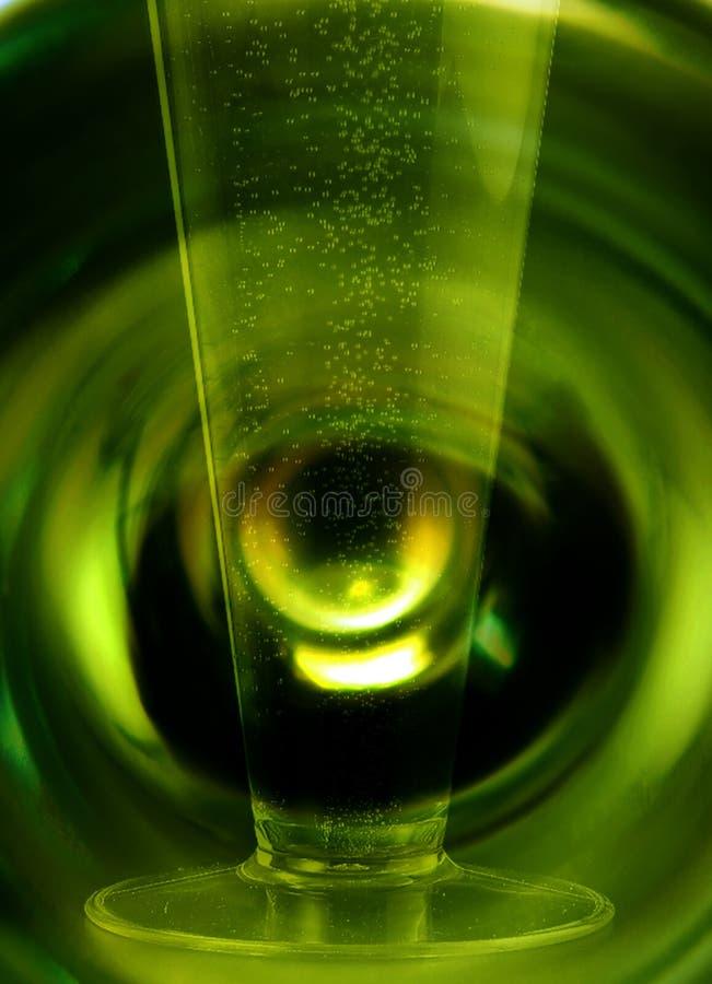 Glass Deltagare Royaltyfri Foto