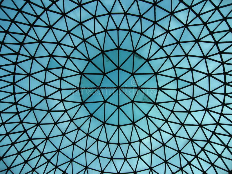 Download Glass Dome Of  Railway Station Hall Stock Photo - Image: 12832784