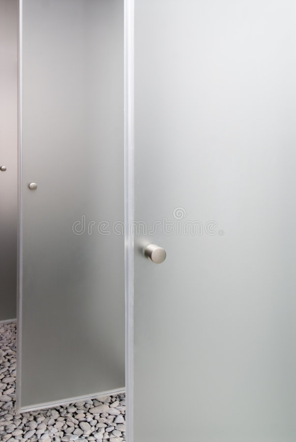 Download Glass door stock image. Image of white, house, office - 3198819