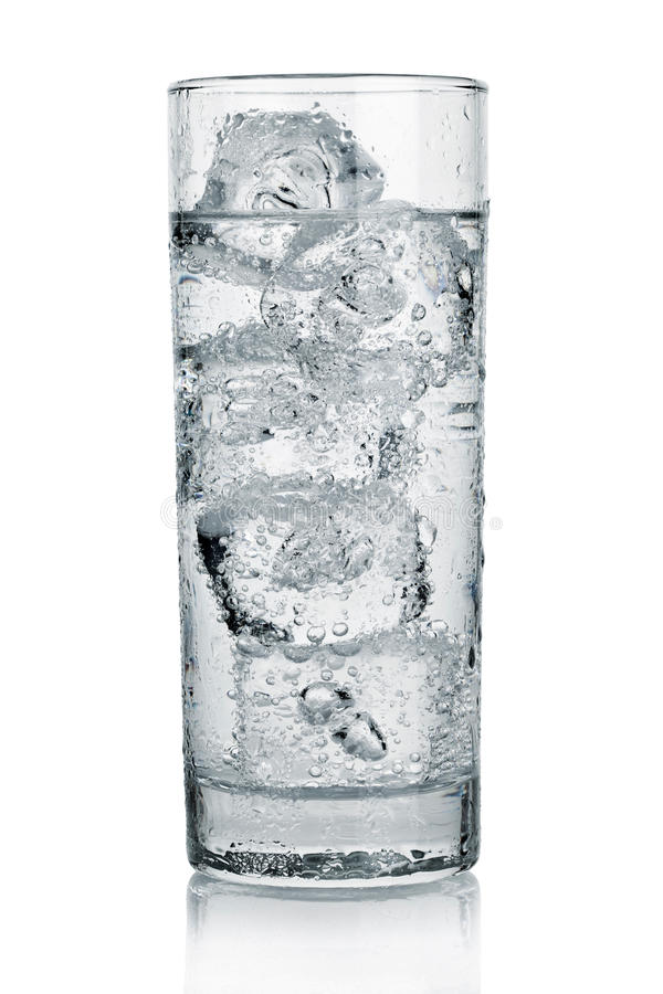 Glass of drink royalty free stock photo