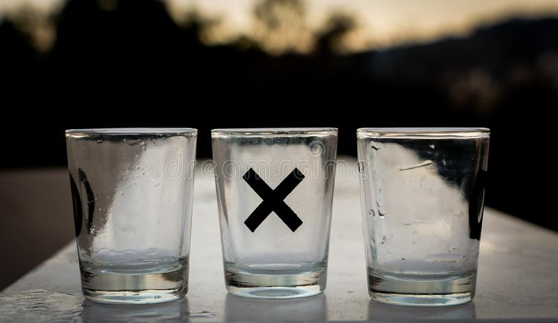 Glass, Drink, Water, Gin And Tonic royalty free stock images